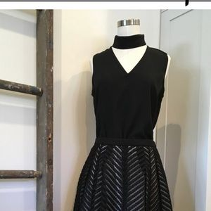 Elegant skirt by Catherine Malandrino. MOVING